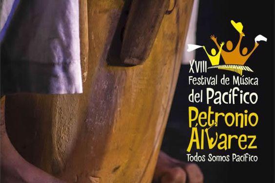 XVIII Festival de Música del Pacífico Petronio Álvarez