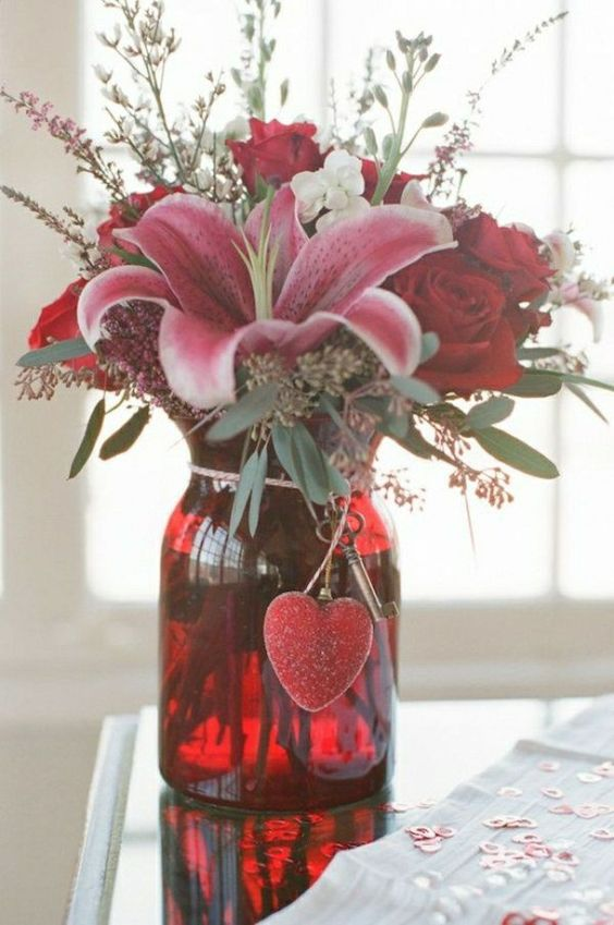 Cadeau Saint Valentin pour elle avec un joli détail