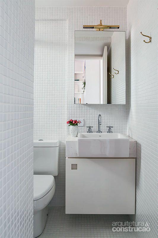 cuba semiencaixe + mármore branco  Bancadas de banheiro  Pinterest  Cuba  -> Cuba Banheiro Marmore