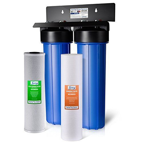 Ispring Wgb22b Review Whole House Water Filter Water Filters System Water Filtration System