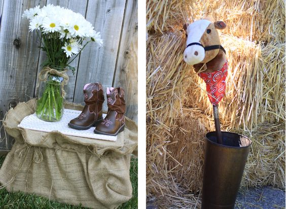 Western Party Decor