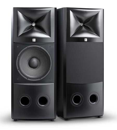 """JBL_M2 at $36,000 with electronics, this may be the """"best speakers"""" for high resolution audio. Now I want to be rich!"""