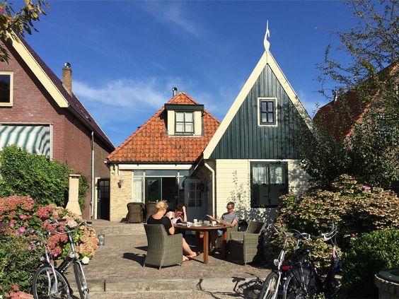 Heerlijk in de ochtendzon. #Texel