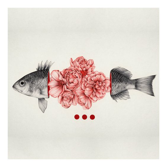 """""""To Bloom Not Bleed"""" was created by Peony Yip"""