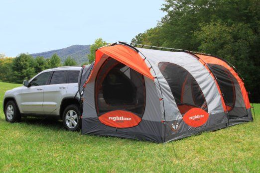 & SUV Tents | Tents For SUVs | SUV Camping Tent | Camper | Pinterest