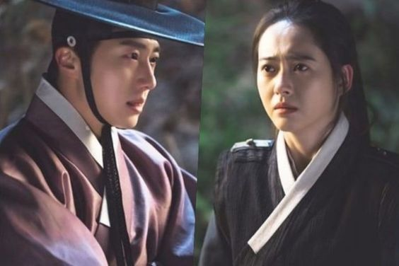 "Trouble Is Brewing For Jung Il Woo And Go Ara In ""Haechi"""