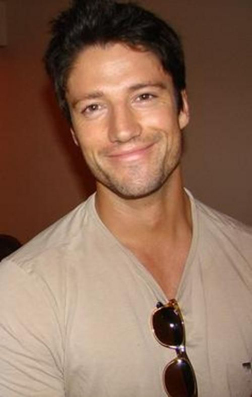 James Scott! This guy is uber sexy!!!