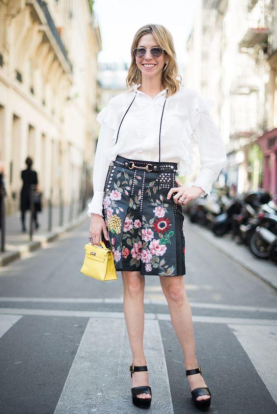 ☆Retour Sur les Meilleurs Looks Street Style de la Semaine de la Haute Couture