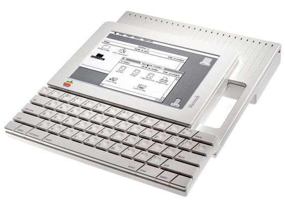 Apple design prototype 1980