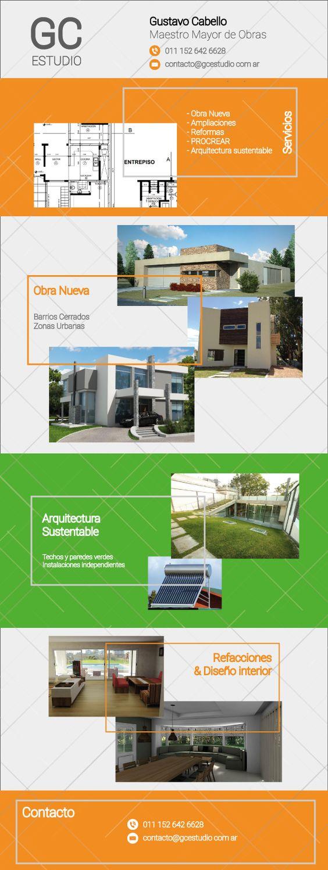 Servicios GC ESTUDIO - Obra Nueva, Refacciones, Ampliaciones, Arquitectura sustentable, planos
