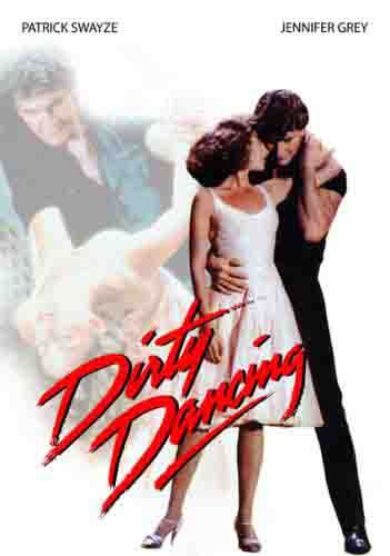 Dirty Dancing - Movie Poster by Firstposter.com Movie Posters Wall, via Flickr