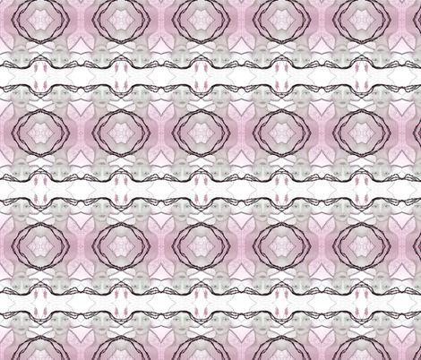 queen of diamonds fabric by kociara on Spoonflower - custom fabric
