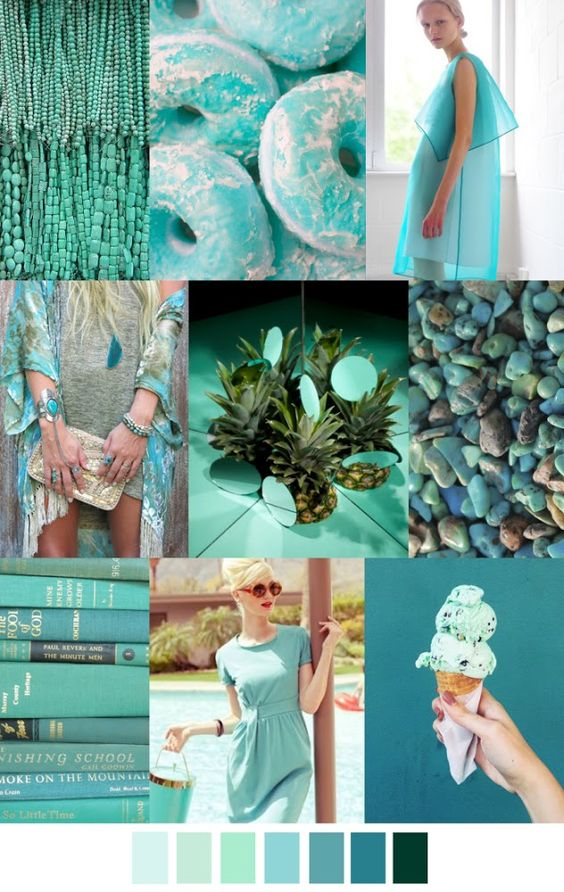 TRENDS // PATTERN CURATOR - COLOR INSPIRATIONS SS 2016: