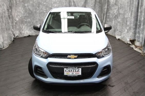 New 2016 Chevrolet Spark LS