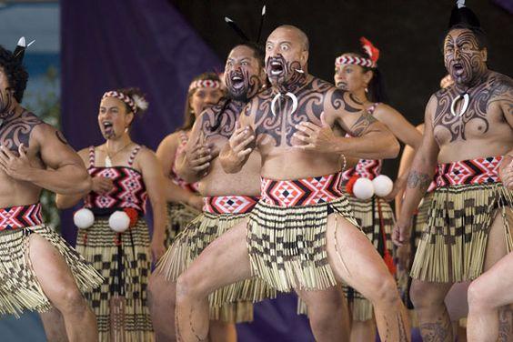 maori haka.
