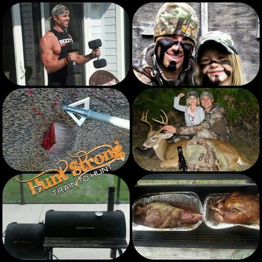 The Hunt Strong Lifestyle: Train, Hunt, Cook, Eat......Repeat & live long & prosperous!