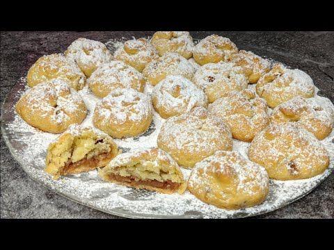 Apple Pie Pockets Soft Apple Pie Cookies Vegan Recipe Youtube In 2020 Vegan Cookies Apple Pie Cookies Apple Pie Pockets