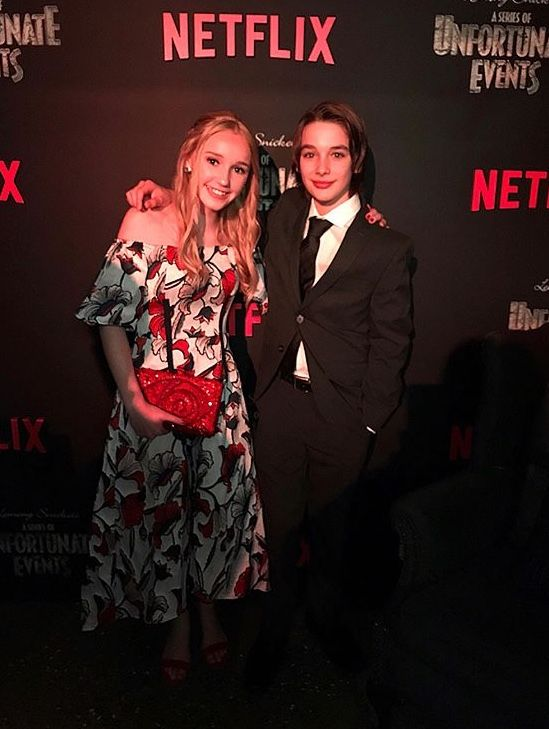 Duncan And Isadora A Series Of Unfortunate Events Netflix A
