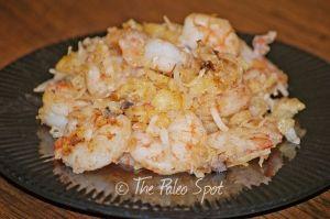 Pina Colada Shrimp