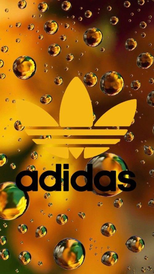 Adidas Gold Wallpaper Products / Adidas