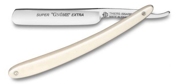 acheter sur internet notre Rasoir à effiler Super Gnôme 2/8ème chasse plastique blanc