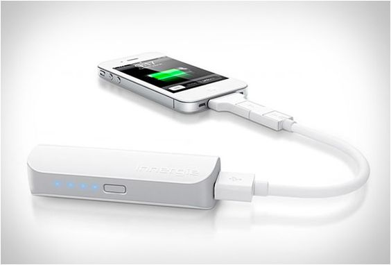 PocketCell Rechargeable Battery | by Innergie