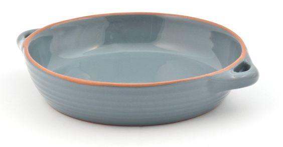 Jamie Oliver Terracotta Schaal 23 cm - Blauw