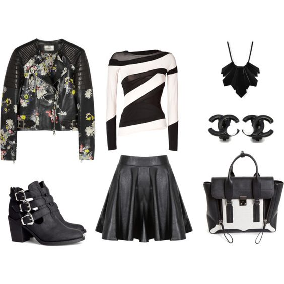 """""""Untitled #104"""" by lamodaarte on Polyvore"""
