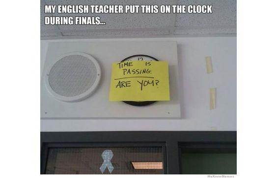 33 Teachers Who Are Way Funnier Than Their Students (Slide #16) - offbeat