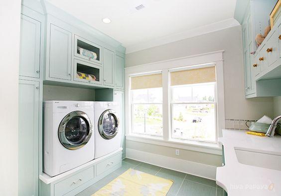 Dream Laundry Room.