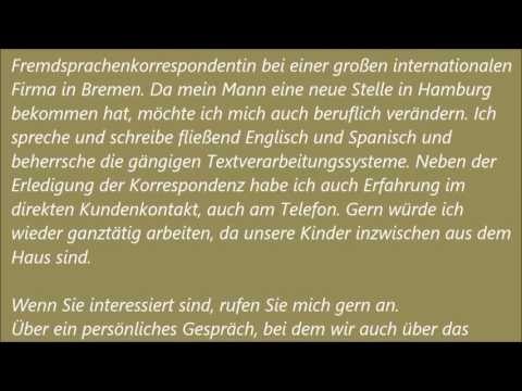 Deutsche Brief A1 A2 B1 Prufung 9 Bewerbung Schreiben Youtube Bewerbung Schreiben Deutsch Lernen Bewerbung