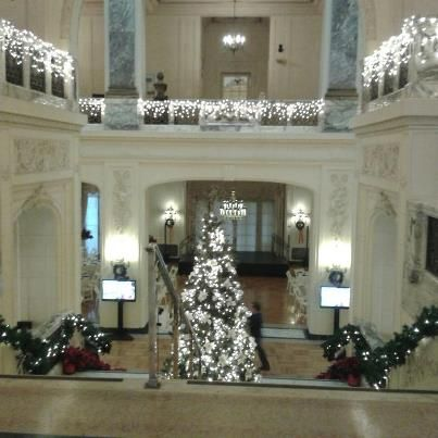 I can never get over the beauty of our campus. Wilson Hall at Monmouth University