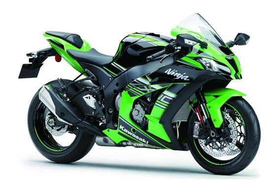 Kawasaki announces 2016 prices
