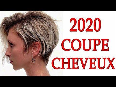 Les coupes de cheveux court femme 2020