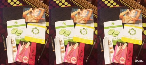 Back to Ipsy: June 2015 Bag is here!