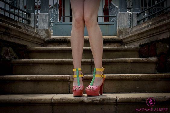 Fashion...multicolor!!