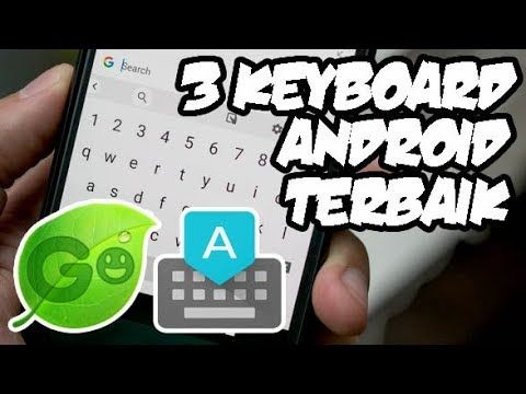 3 Aplikasi Keyboard Android Rekomendasi Buat Dipakai Aplikasi Android Keyboard