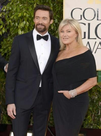 Hugh Jackson & His wife
