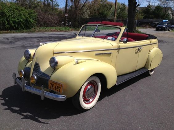 1939 buick 41 4 door convertible phaeton for sale hemmings motor news adrenaline capsules. Black Bedroom Furniture Sets. Home Design Ideas