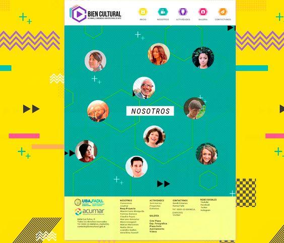 Diseño Web on Behance