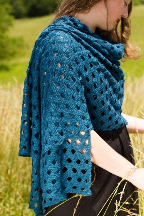 GABLE SHAWL: Crochet Knitting, Knit Crochet, Free Pattern, Knitting Patterns, Shawls Wraps, Cross Stitch, Gable Wrap