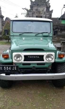 Toyota Hardtop Hijau Mobil Bekas Harga Murah Di Olx Mobil