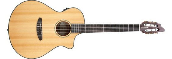Image for Pursuit Nylon Concert Acoustic-Electric Guitar from SamAsh