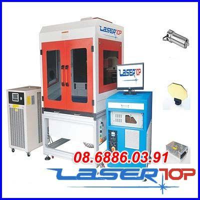 Máy khắc laser trên vải quần áo