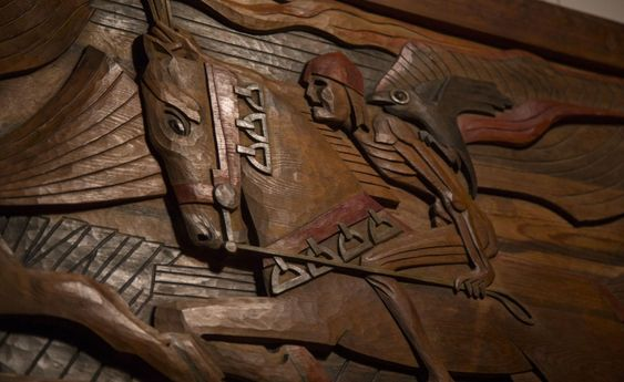 Details - Norse Saga Room