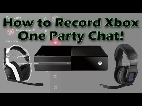 Record Audio On Xbox Party Google Search Xbox Party Xbox Old Video