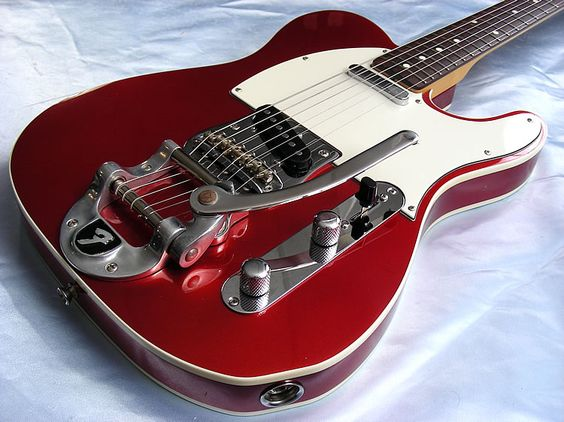 telecaster with bigsby - Google Search