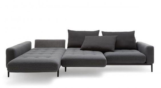 das big sofa im xxl format sofa tira von rolf benz sofas design and big sofas