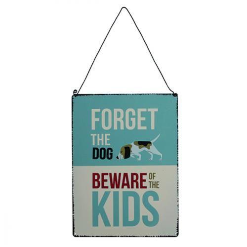 """Plaque De Porte Plaque de Porte """"Beware of the Kids"""" Plaque de Porte """"Beware of the Kids"""""""