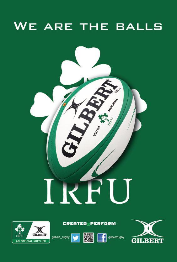 IRFU Ireland advertising 2014